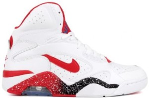 Nike New Air Force 180 Mid Mens Basketball Shoes