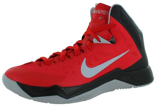Nike zoom hyperquickness red