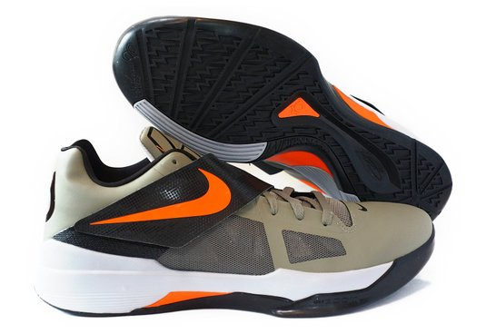 NIKE ZOOM KD IV Review