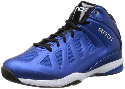 AND 1 Men's Backlash Mid Basketball Shoe