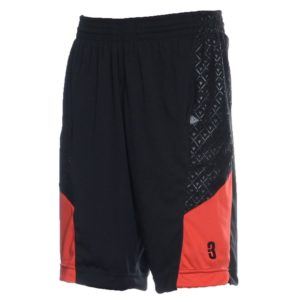 point 3 basketball short