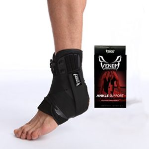 venom ankle brace review