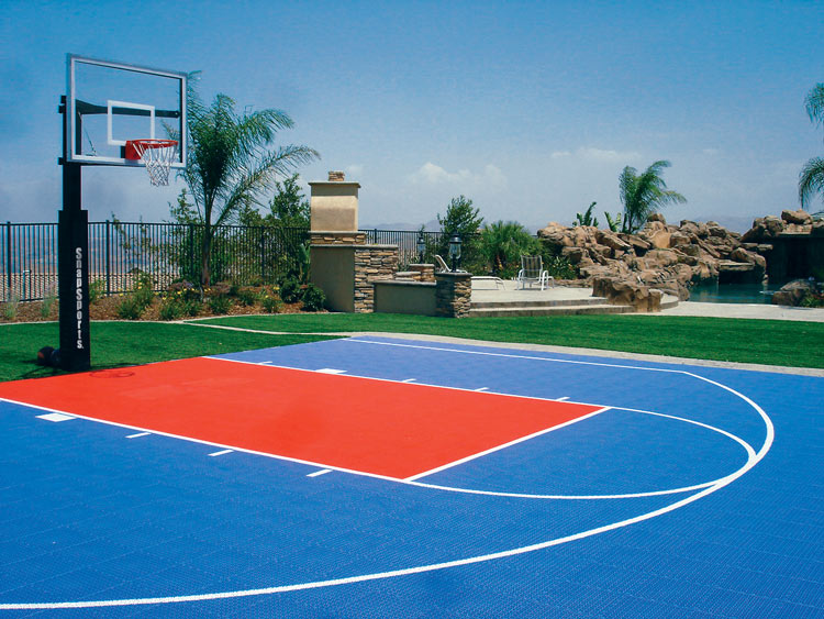 Some tips about how to choose the best basketball court for How to build basketball court